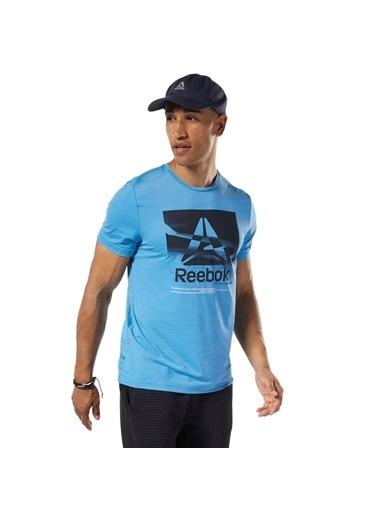 Reebok Tişört Mavi